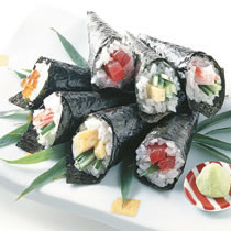 Sushi Roll & Hand Roll